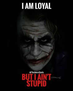Joker quotes : Apology and trust quote joker Joker Qoutes, Joker Frases, Best Joker Quotes, Badass Quotes, Best Quotes, Dark Quotes, Strong Quotes, Wisdom Quotes, True Quotes