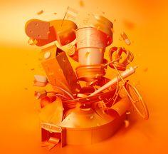 PsyTek 2013 // Rutger Siemonsma // Graphic Designer // Friesland - the…