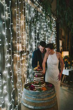 Real Wedding - Nathan & Stacey, Wallington VIC - Ivory Tribe