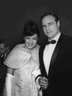 | Marlon Brando and Movita