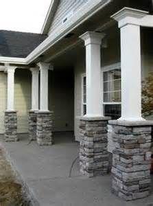 rebuilding porch columns - Yahoo Search Results