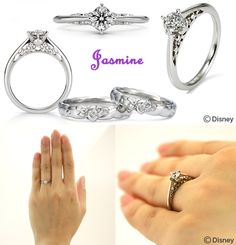 princess jasmine engagement ring - Disney Engagement Rings And Wedding Bands