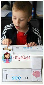 Sight Words Fluency Flip Books FREE