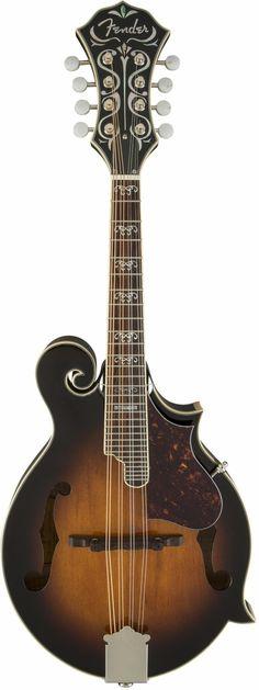frettedchordophones: Fender Clear Tone 635 ƒ style Mandolin =Lardys Chordophone of the day - a year ago --- https://www.pinterest.com/lardyfatboy/