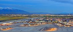 With over 75 cities offering direct flights to Salt Lake City, it's easy to see why SLC is a great destination for your next meeting, conference or event. Salt Lake City Airport, Direct Flights, Geothermal Energy, Annual Meeting, International Airport