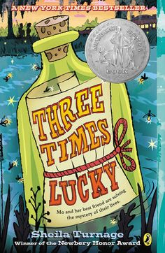 Three Times Lucky by Sheila Turnage | PenguinRandomHouse.com  Amazing book I had to share from Penguin Random House