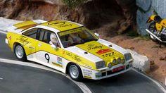 Avant Slot 51502. Opel Manta. Rally de Catalunya 1984. Carlos Sainz-José López Orozco. #slotcar Slot Cars, Rally, Dreams, Collection, Racing, Souvenirs, Cars, Opel Manta, Slot Car Tracks