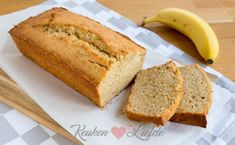 Healthy Sweets, Healthy Recipes, A Food, Food And Drink, Baking With Kids, Cake Cookies, Banana Bread, Snacks, Eat
