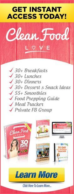 Clean Eating Made Simple!  This is your ultimate clean eating kit!   Learn more at http://CleanFoodLove.com