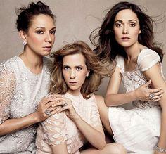 Funny Ladies via Paola Kudacki/VanityFair.com