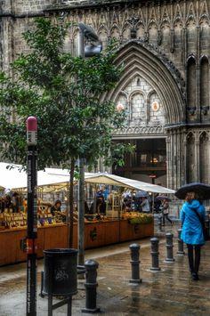 Plaça del Pi, Barcelona