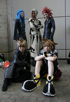 Kingdom Hearts - TGS Cosplay - IMG_0774 by jeroen020, via Flickr