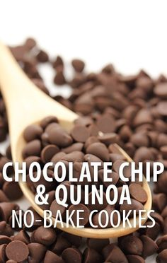 Dr Oz showed how you can make a nutritious dessert that kids and adults can agree on with this Quinoa Chocolate Chip Cookies Recipe. http://www.recapo.com/dr-oz/dr-oz-recipes/dr-oz-quinoa-chocolate-chip-cookies-recipe-focus-t25-review/