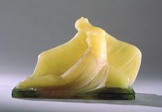** Almaric Walter, Nancy, c. 1920, pâte-de-verre