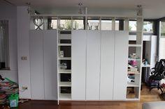 Closed Expedit wall - IKEA Hackers - IKEA Hackers