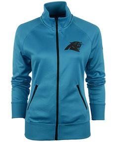 Nike Women's Carolina Panthers MVP Track Jacket