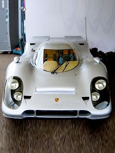 Porsche prototype, 1969