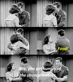 The Dick Van Dyke Show. One of the best shows ever. Watch it.