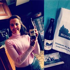 Chateau bonneval is brewing beer. The perfect souvenir photo by simoneharper #harpergites