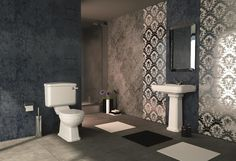 The Pure Bathroom Collection Introduce Bathrooms Inspired By Art Deco