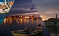 Umag - Istria: un piccolo paese su una piccola baia! #viaggi #baia #paesi #natura
