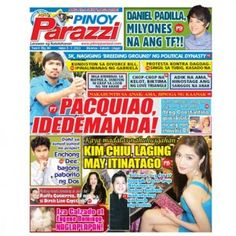 Pinoy Parazzi Vol 6 Issue 86 July 5 – 7, 2013 http://www.pinoyparazzi.com/pinoy-parazzi-vol-6-issue-86-july-5-7-2013/