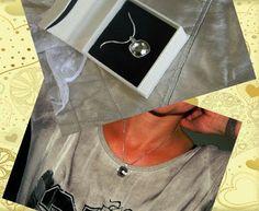szminka w szpilkach: Mój kryształ Swarovskiego - biżuteria od AnKaBiżuteria.pl