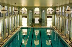 Yrjönkatu swimming hall, best place to relax in the middle of the town of Helsinki, Finland. Roman Pool, Visit Helsinki, Like A Local, World's Most Beautiful, Beautiful Buildings, Travel Goals, Capital City, Parks, Swimming Pools