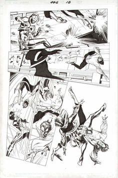 Nightcrawler by Alan Davis in Uncanny X-Men