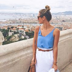 What I Wore / Mediterranean Travel Diary / LivvyLand