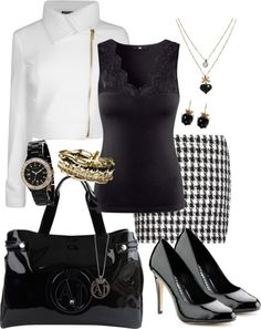 """Follow***""""off to work we go"""" by tina-harris on Polyvore"""