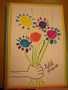 picasso flowers