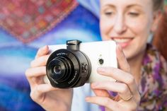 The Sony QX10 and QX100 Give Your Phone Superpowers - The Photojojo Store!