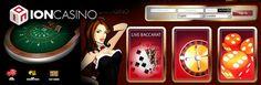 ION CASINO merupakan penyedia permainan casino online yang telah menjadi pilihan terbaik bagi pecinta setia judi casino online. ION CASINO merupakan situs betting yang sudah cukup lama berkembang dan sudah banyak orang menggunakan jasa atau layanan permainan casino online yang di berikan oleh ION CASINO.