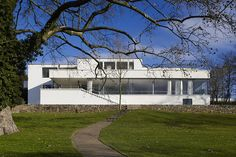 Tugendhat House, Ludwig Mies van der Rohe's sumptuous masterpiece in Brno, Czech Republic
