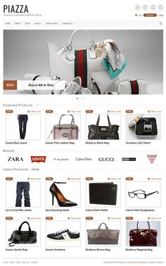 piazza-wordpress-ecommerce-theme-from-colorlabs-theme-club
