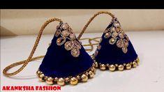 Saree Tassels Designs, Saree Kuchu Designs, Fancy Blouse Designs, Bridal Blouse Designs, Blouse Neck Designs, Chudidhar Neck Designs, Neck Designs For Suits, Sleeves Designs For Dresses, Silk Bangles