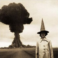 apocalypse behind me