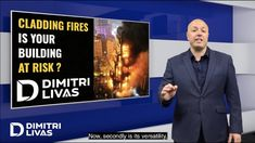 Cladding Fires, Is Your Building Safe? - Dimitri Livas - Fixing Broken B...
