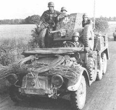 A Krupp Protze Kfz 70 with PaK 36 anti tank gun placed in the rear bed. Toyota Tacoma, Toyota 4runner, Bugatti Veyron, Ferrari 458, Peterbilt, Land Rover Defender, Rat Rods, Porsche 911, Jeep