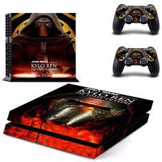 Alta Qualidade De Vinil Adesivo!  Compra com Mercado Livre ➽  http://produto.mercadolivre.com.br/MLB-782264547-novo-console-skin-ps4-20-modelo-star-wars-the-force-awake-_JM  Compra com Paypal e PagSEGURO ➽  http://consoleskins.loja2.com.br/6779453--novo-Console-Skin-Ps4-20-Modelo-Star-wars-the-force-awake?keep_adding  sua compra segura! PagSeguro, Bcash e PayPal