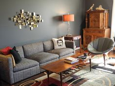 spanish revival living room - Google Search