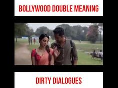 Top 5 Hilarious Bollywood Double Meaning DIRTY Dialogues    2019 - Amazing Videos - YouTube Meant To Be, Bollywood, Hilarious, Videos, Amazing, Places, Youtube, Top, Hilarious Stuff