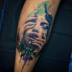 Tattoo-Foto: Woman