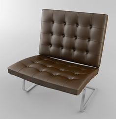 villa tugendhat chair