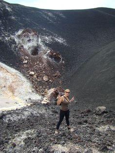 'Volcano boarding': Surfar num vulcão ativo é atrativo da Nicarágua