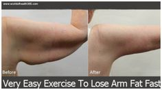 BEST EXERCISES TO LOSE ARM FAT IN A 7 DAYS - http://worldofhealth365.com/2016/05/best-exercises-to-lose-arm-fat-in-a-7-days/