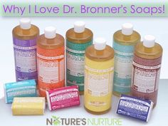 """The bottles claim """"18-in-1 Uses"""" with everything from body wash to toothpaste, but I've got my own list of my absolute favorite ways to use this truly magical soap in my home:"""