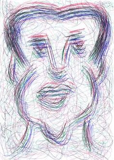 Face apocryphal 11 (series 3)