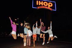 IHOP at Midnight